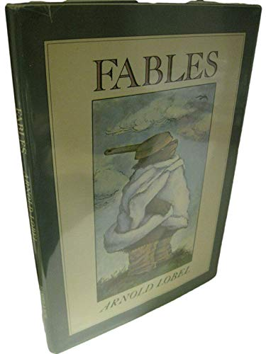 Rare FABLES by Arnold Lobel 1st Edition/1st Printing 1980 Fine/Very Good Caldecott