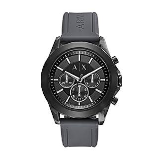 Armani Exchange Drexler Grey Chronograph Watch AX2609 (B06X18G6W9) | Amazon price tracker / tracking, Amazon price history charts, Amazon price watches, Amazon price drop alerts