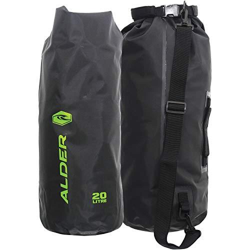 Alder 20L Dry Bag Back Pack 2021 - Black