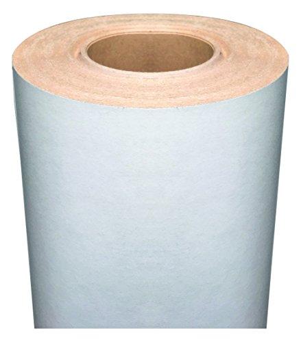 MTK300 | Milchtütenkarton 38m x 130 cm | 2-seitig PE-beschichtet | weiß/braun | Abdeckkarton zum Schützen und Abdecken