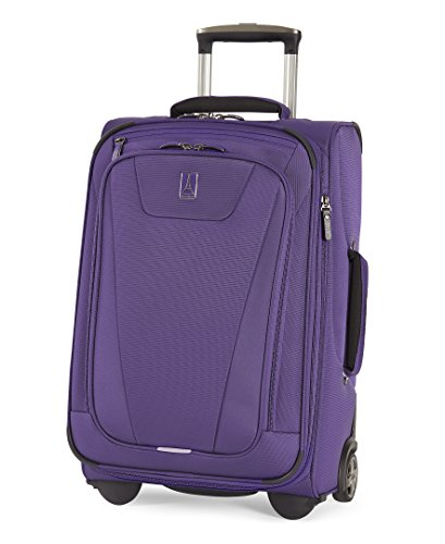 Travelpro Maxlite 4 22' Expandable Rollaboard Suitcase, Purple