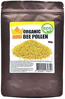Organic Bee Pollen Dried Granules- 100% Pure,Natural Bee Pollen-100 Grams