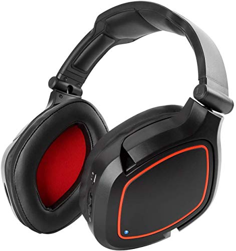 HUHD Wireless Gaming Headset for Xbox one with 7.1 Surround Sound Stereo Gaming Headphones
