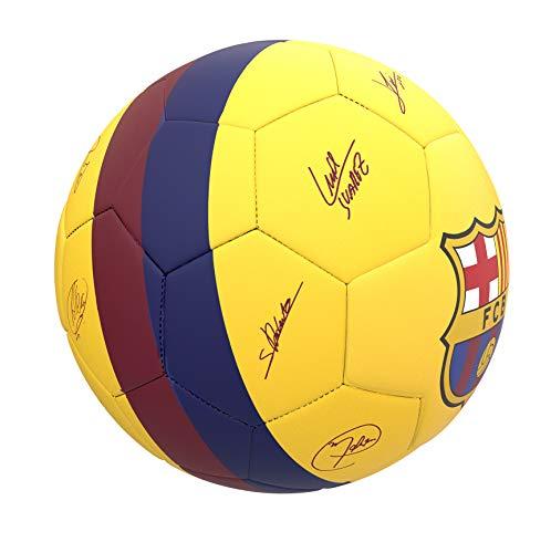 FCB Balon Oficial FC Barcelona Segunda Equipación
