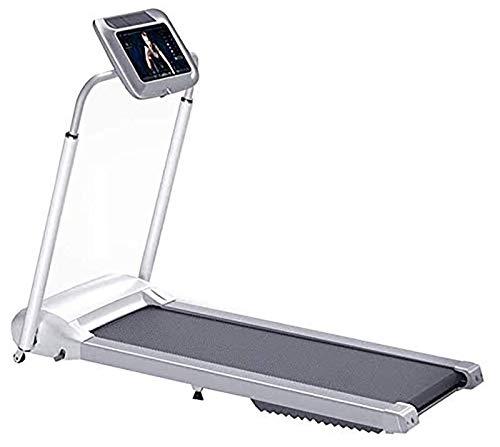 ProForm Tretmill - Cinta de correr eléctrica plegable ultrafina, diseño montado, silenciosa, perfecta para uso doméstico BJY969