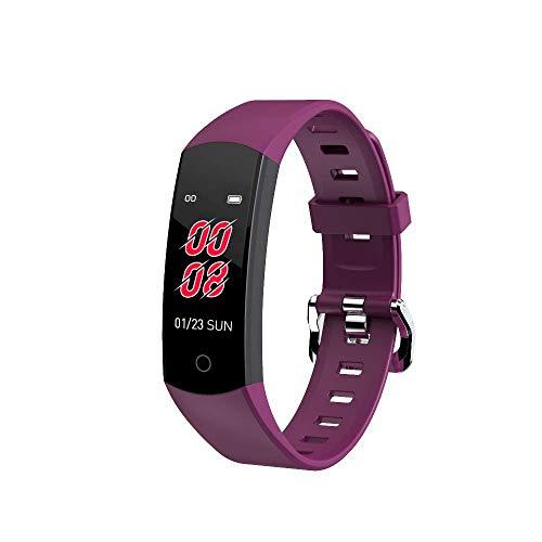 LC.IMEEKE Fitnessuhr für Damen Herren, 0,96 Zoll Farbbildschirm Fitness Tracker Armband Uhr Smartwatch mit Pulsmesser Aktivitätstracker Pulsuhr Schrittzähler, IP67 Smart Watch Armbanduhr Sportuhr