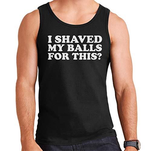 Cloud City 7 I Shave My Balls for This Men's Vest