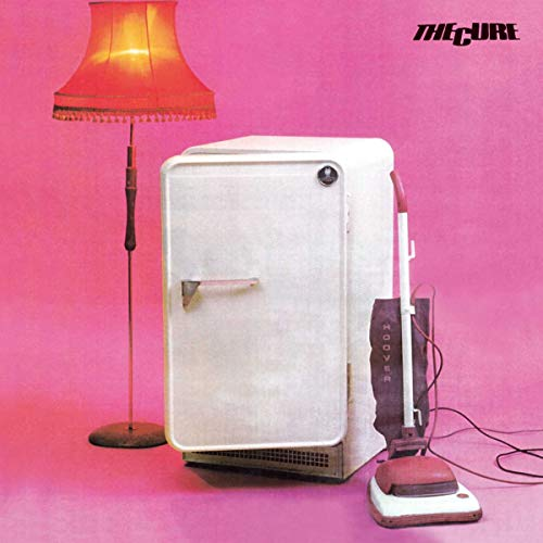 Cure,the: Three Imaginary Boys (Remastered) (Audio CD (Remastered))