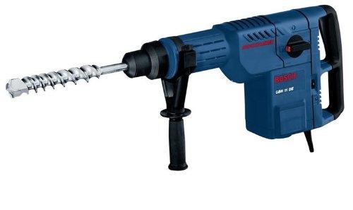 Bosch 0615990CZ1 - Perforador de cincel SDS-Max 11 kg 1500 W 50 mm GBH 11 de Bosch 0615990CZ1