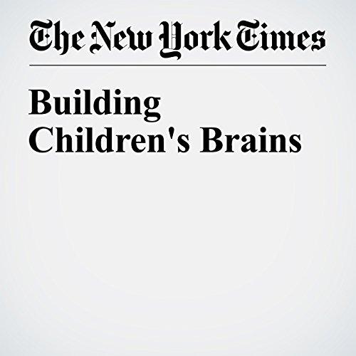 Building Children's Brains audiobook cover art