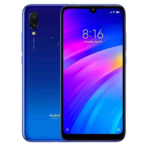 Xiaomi Redmi 7 32Gb+3GB RAM 6.26' HD+ LTE Factory Unlocked GMS Smartphone (International Version, No...