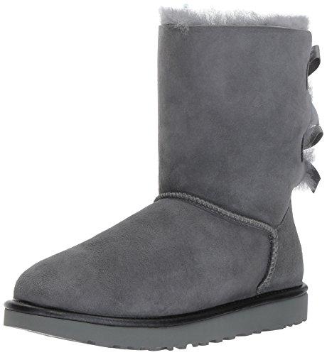 UGG UGG® Bailey Bow Ii Metallic Damen Stiefel Grau