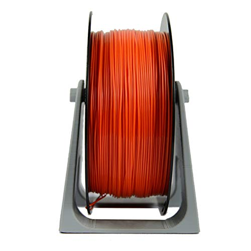 PLA Filament For 3D Printer 1.75mm 1kg Spool Printing Material, Vacuum Packaging, Orange PLA