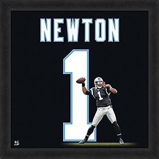 """NFL Carolina Panthers Cam Newton 20"""" x 20"""" Player Uniframe"""