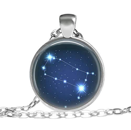 Sternbild Halskette - Zwillinge -21 Mai / 21 Juni Astrologie ein einzigartiges Geschenk