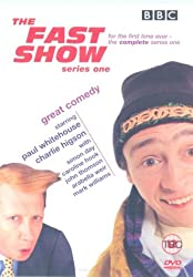 Fast Show on DVD