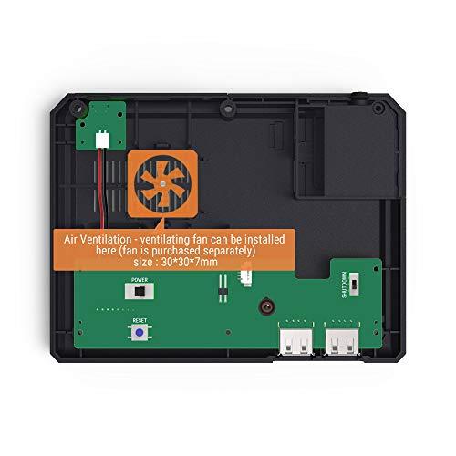 Retroflag MEGAPi CASE with Safe Shutdown and Safe Reset for Raspberry Pi 3 B+ (B Plus) 2