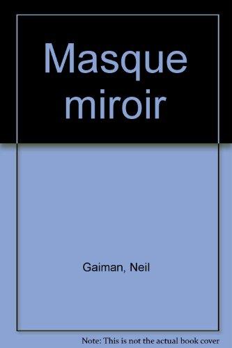 Masque miroir