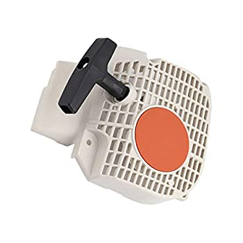 Yieking 1123 080 1802 Recoil Rewind Pull Start Starter Assembly for Stihl 021 023 025 MS210 MS230 MS250 MS210C MS230C MS250C Chainsaws