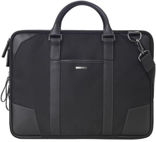 Sony Vaio VGPEMB101/B Business Leder Tasche für Notebook bis 39,4 cm (15,5 Zoll) schwarz