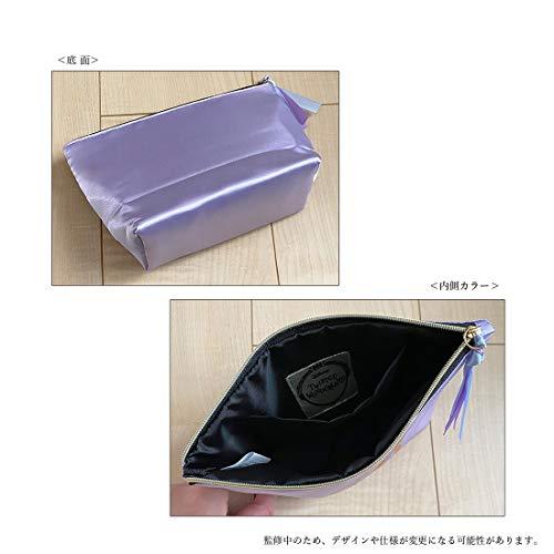 【予約販売】ツイステッドワンダーランド サテンポーチ オクタヴィネル APDS5503_1