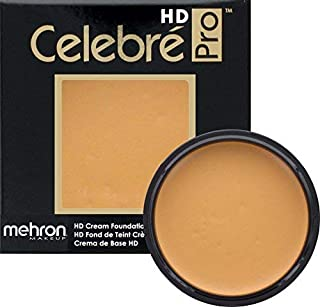 Mehron Makeup Celebre Pro-HD Cream Face & Body Makeup, (0.9 oz) (EURASIA FAIR)