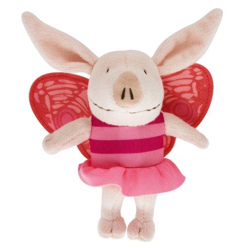 Olivia Beanbag Plush - Butterfly