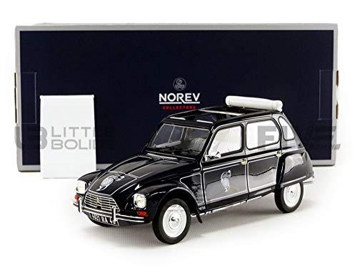 Norev NV181622 1977 Citroen Dyane 6 - Kit modello Caban, scala 1:18