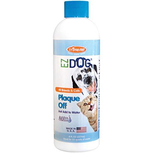 Fetch For Pets EZ Dog Pet Plaque Off 8oz-