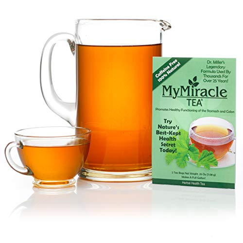 My Miracle Tea Constipation Relief and Detox (1 Month)