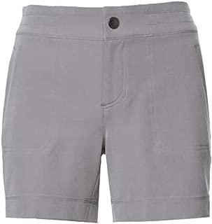 32 DEGREES Ladies' Hiking Shorts (Flint Grey, 8)