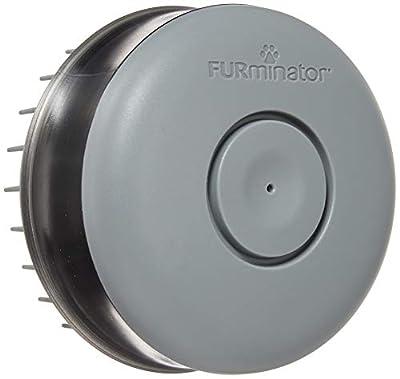 Furminator Bathing Brush, Gray by Spectrum Brands