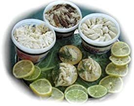 Charleston Seafood Jumbo Lump Crabmeat, 32-Ounce Box