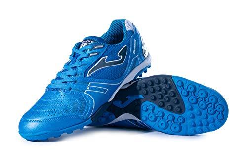 Joma Men's Dribling TF Turf Soccer Shoes (8.5, Royal)