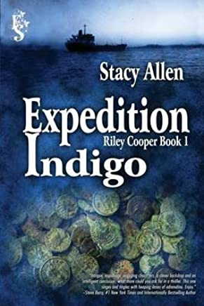 [Expedition Indigo] (By (author) Stacy Allen) [published: August, 2014]