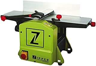 Zipper HB204 cepilladora eléctrica 1250 W 8500 RPM Verde -