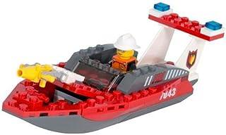 レゴ (LEGO) ワールドシティ 消防ボート 7043