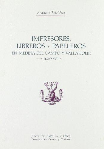 IMPRESORES,LIBREROS Y PAPELEROS