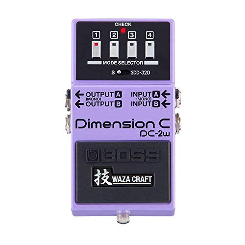 BOSS/DC-2W Dimension C MADE IN JAPAN 技 Waza Craft 日本製