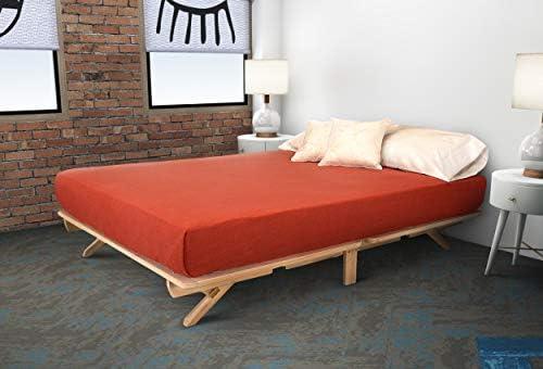 KD Frames Fold Platform Bed - Twin