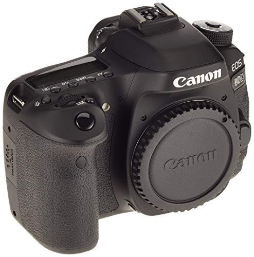 Canon EOS 80D 24.2MP Cuerpo (Reacondicionado)