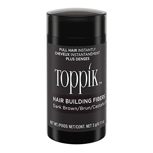 Toppik Hair Building Fibers, Dark Brown