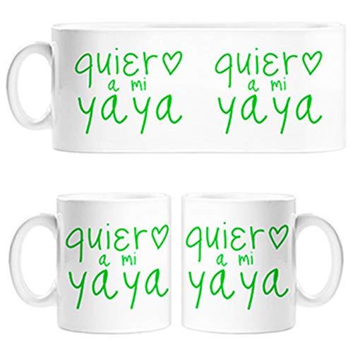 Diver Tazas Taza Quiero a mi yaya - Cerámica