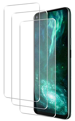 [3 Pack] for Cubot C30 Screen Protector [Tempered-Glass] [Anti-Fingerprint] [9H Hardness] HD Transparent [Anti-Scratch] [Easy Installation] for Cubot C30 6.4 inch