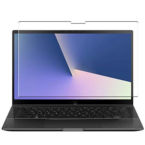 Vaxson 3 Stück Schutzfolie, kompatibel mit Asus Zenbook Flip 14 UX463FL 14 inch, Bildschirmschutzfolie TPU Folie [nicht Panzerglas]