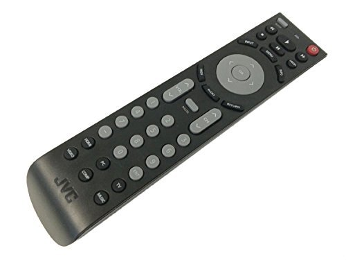 New OEM Replaced JVC LED TV Remote Control RMT-JR01 0980-0306-0012 for JLC32BC3000 JLC32BC3002 JLC37BC3000 JLC37BC3002 JLC42BC3000