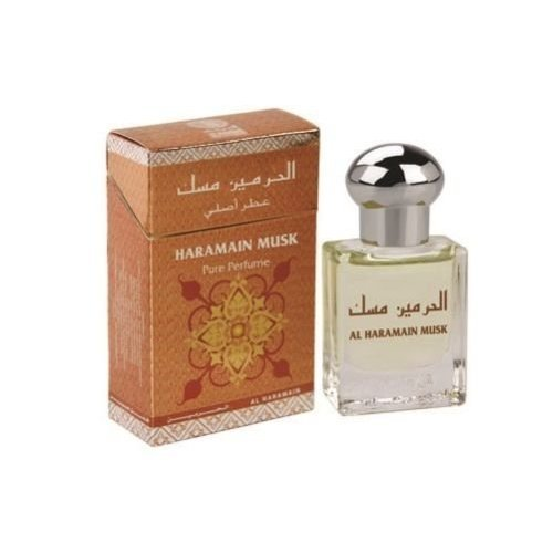 Moschus von Al Haramain 15ml Öl basierend Parfüm–Misk Rosenöl