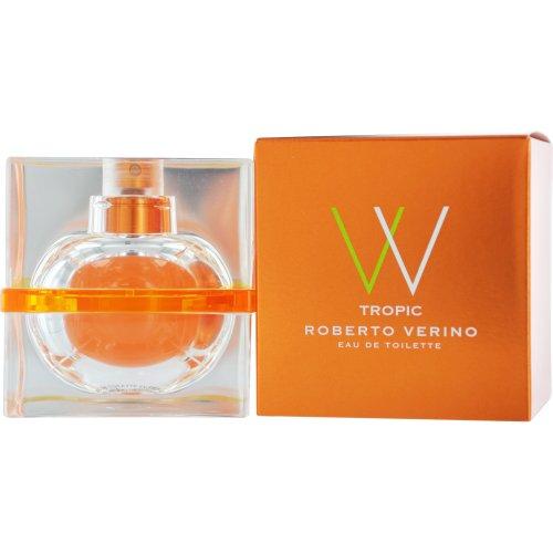 Roberto Verino V V Tropic Eau de Toilette Spray For Women, 1.7Ounce by Robert Verino