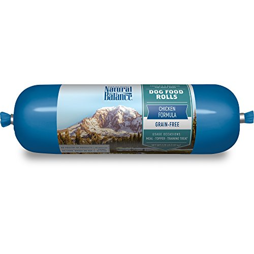 Natural Balance Chicken Formula Dog Food Roll