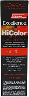 L'Oreal Excellence HiColor Red Hot 1.74 oz. Tube (Case of 6) by L'Oreal Paris